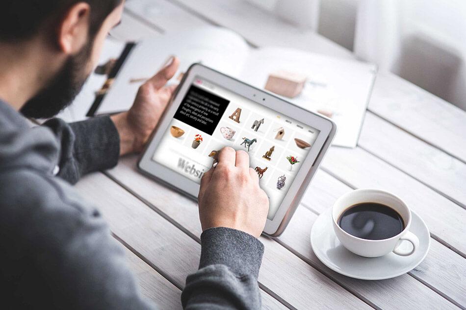 Thiết kế website mỹ nghệ